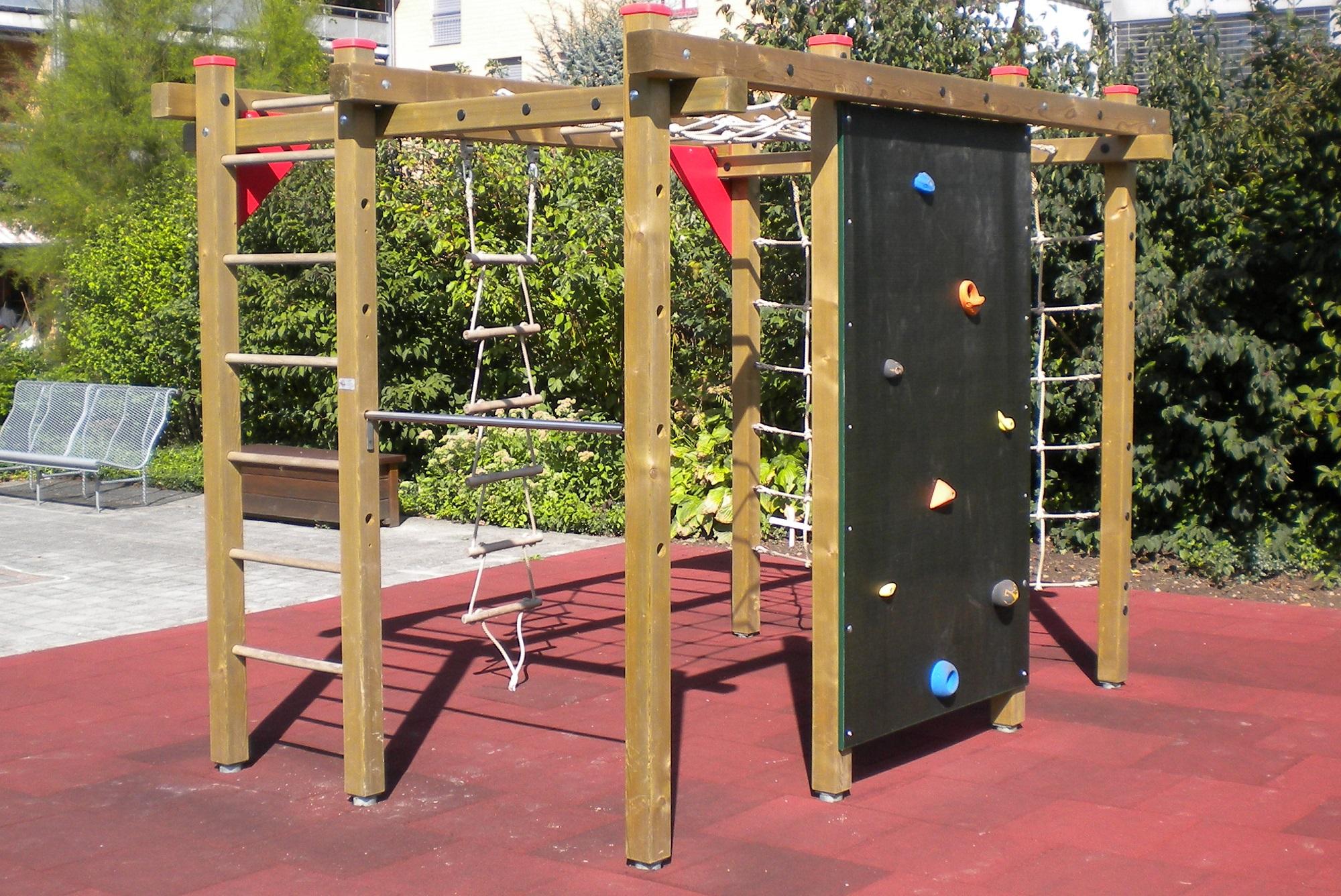 Quadro Klettergerüst Alternative : Klettergerüst quadro die hoppelnden wichtel