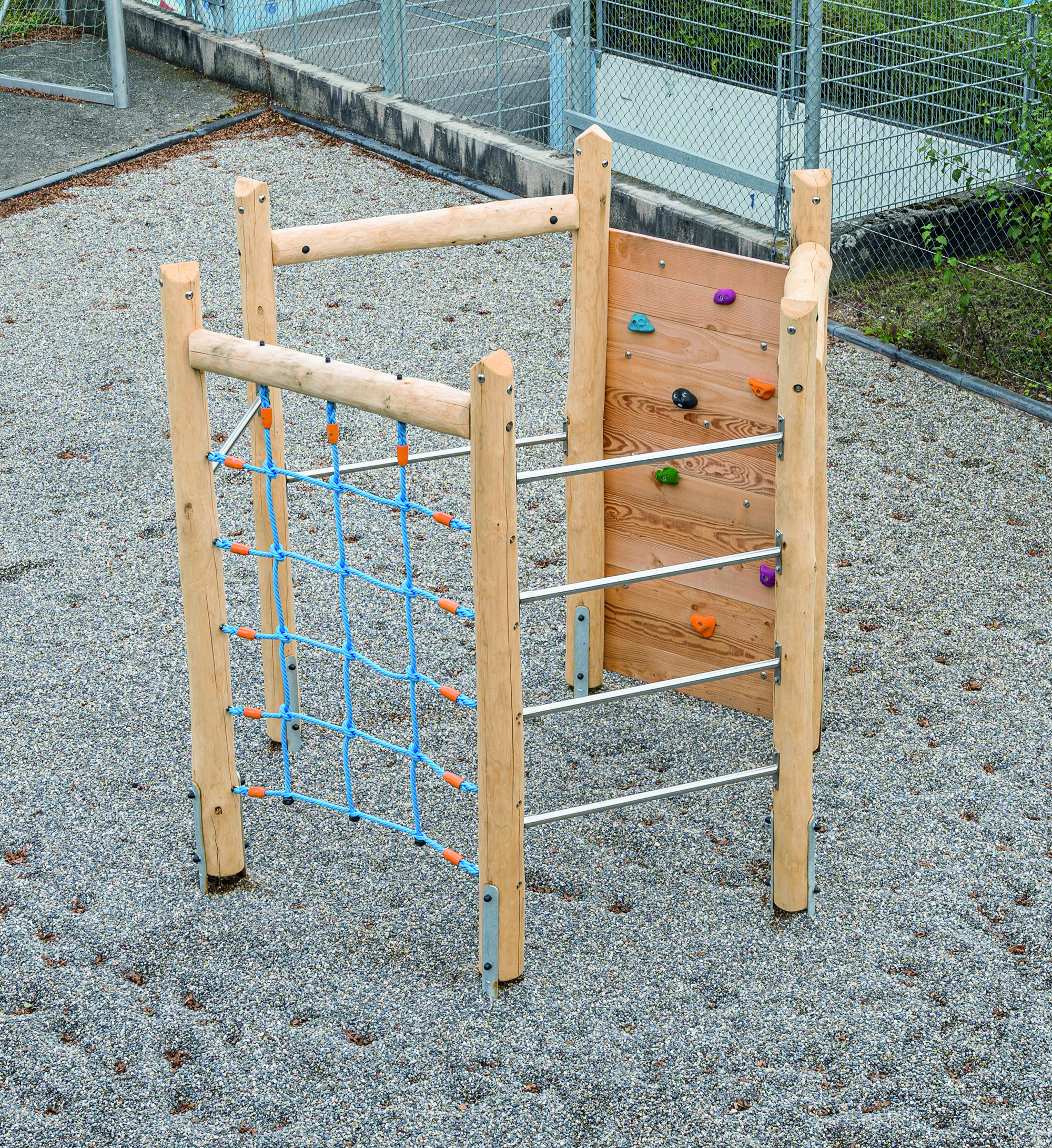 Klettergerüst Robinie : Kombi klettergerät klettergerüst fuchs thun